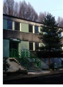 budynek firmy ALMAR-REGION